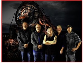 Southbound Train will be playing live!